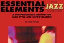 Essential Elements Jazz Method