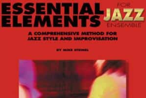 Essential Elements Jazz Method
