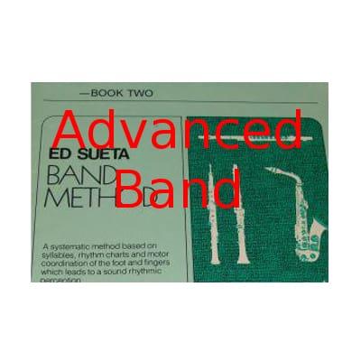 HMS 7th/8th Advanced Bands