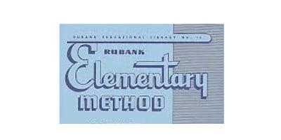 rubank elementary book