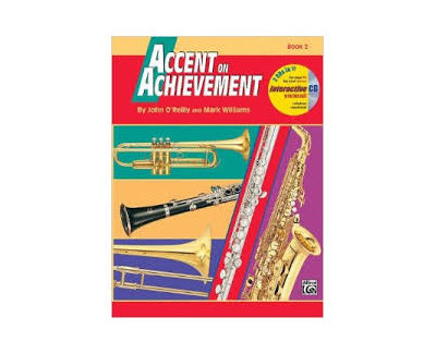 accent on achievement book 2