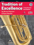 tradition of excellence book 1 tuba