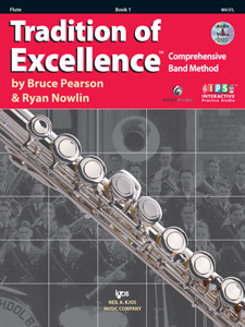 tradition of excellence flute 1