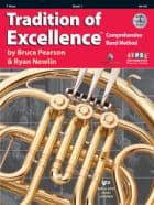 tradition of excellence book 1 f horn