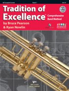 tradition of excellence book 1 trumpet