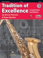 tradition of excellence book 1 tenor sax
