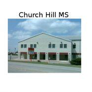 Church Hill Middle School