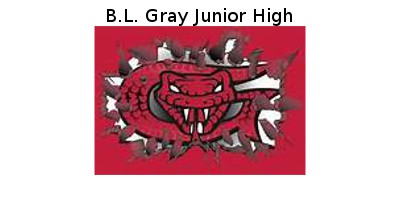 B.L. Gray Junior High School