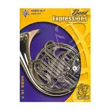 band expressions f horn 1